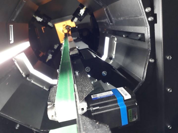 BDS2 measuring tunel